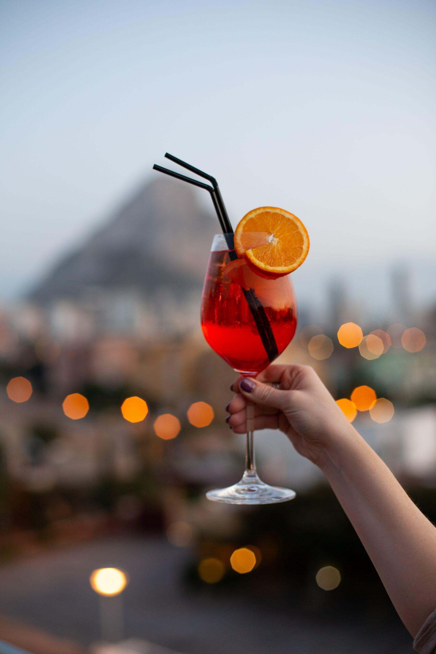 fruity alcohol